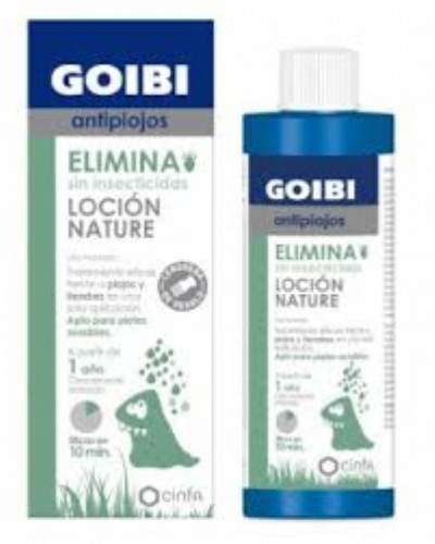 goibi antipiojos locion nature