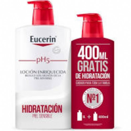 Eucerin ph-5 locion hidratante (1 l)