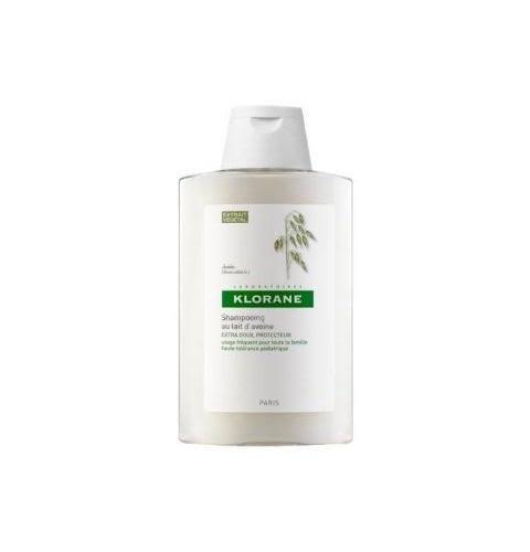 Klorane champu extrasuave a la leche de avena (200 ml)