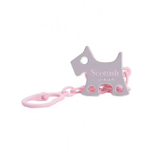 Broche de pinza - suavinex (jewel rosa)