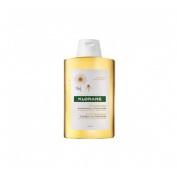 Klorane champu reflejos dorados a la camomila (200 ml)