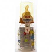 Biberon pp latex - nuk (125 ml)