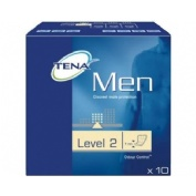 Absorb inc orina ligera - tena men (level-2  10 u)