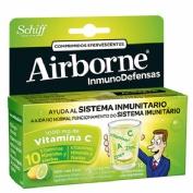 Airborne (inmunodefensas) comp efervescentes (limon 10 comprimidos)