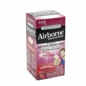 Airborne (inmunodefensas) comp masticables (frutos del bosque 32 comprimidos)