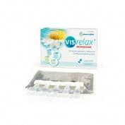 Vis relax esteril gotas oculares monodosis (10 viales)