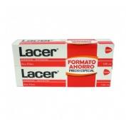 Lacer duplo  pasta con fluor 125 ml