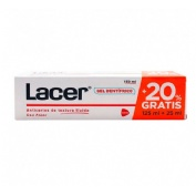 Lacer gel dentifrico (125 ml)