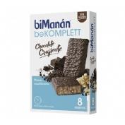 Bimanan barrita chocolate crujientes snack (280 g)