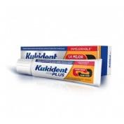 Kukident pro doble accion - crema adh protesis dental (neutro 40 g)
