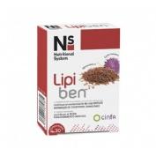 Ns lipiben (30 comp)