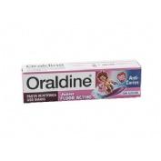 Oraldine junior gel dentifrico 50 ml