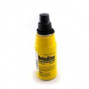 BETADINE SOLUCION DERMICA, 1 frasco de 125 ml
