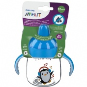 Vaso boquilla - philips avent (260 ml azul)