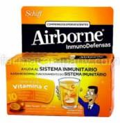 airborne efervescentes naranja