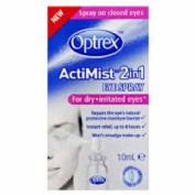 Optrex actimist 2 en 1 picor de ojos+ lagrimeo (spray 10 ml)