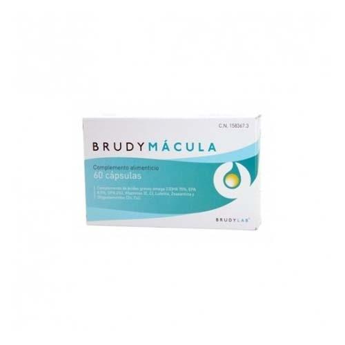 Brudy macula (60 capsulas)
