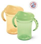 Taza bebedor mini cup 2 en 1 nuk easy learning