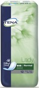 Absorb inc orina ligera - tena lady normal (12 u)