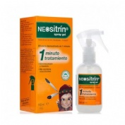 Neositrin 1 spray gel liquido - antipiojos (100 ml)