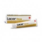 Lacer oros 2500ppm pasta dental (125 ml)