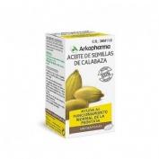 Calabaza semillas aceite arkocaps (50 caps)