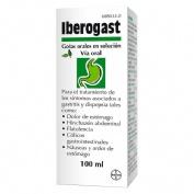 IBEROGAST GOTAS ORALES EN SOLUCION, 1 frasco de 100 ml