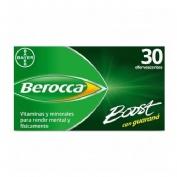 Berocca boost comp efervesc (30 comp)