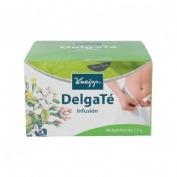 Kneipp delgaplant infusion (40 bolsitas)