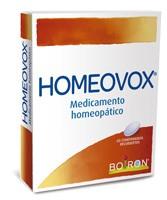 Homeovox 40 comp.