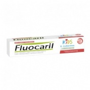 Fluocaril kids 2-6 años (50 ml fresa)