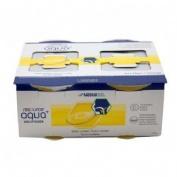 Resource aqua + gelificada (125 g  4 tarrinas limon)