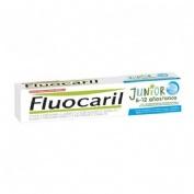 Fluocaril junior 7-12 años gel (50 ml bubble)